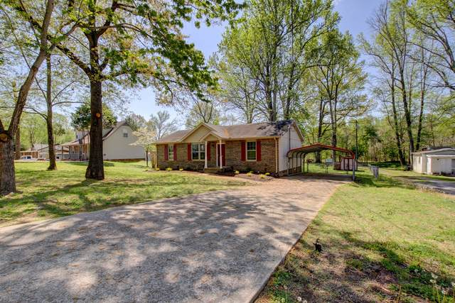 518 Mallory Dr, Clarksville, TN 37042 (MLS #RTC2245323) :: The Miles Team | Compass Tennesee, LLC