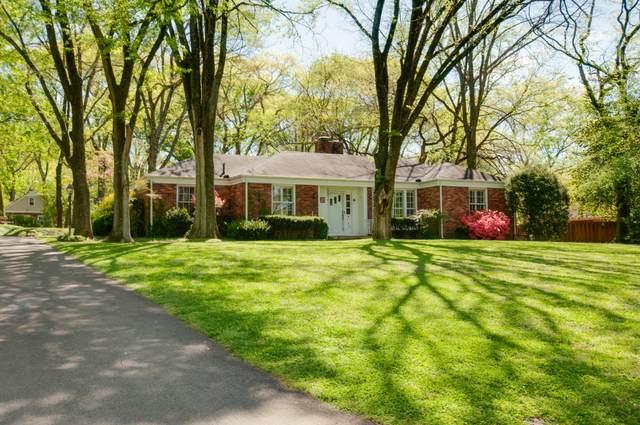 103 Alton Rd, Nashville, TN 37205 (MLS #RTC2245327) :: RE/MAX Fine Homes