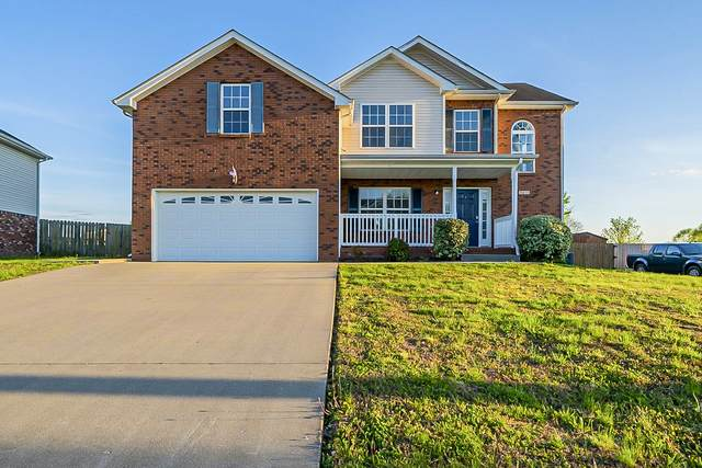 3439 Quicksilver Ln, Clarksville, TN 37042 (MLS #RTC2245328) :: The Helton Real Estate Group