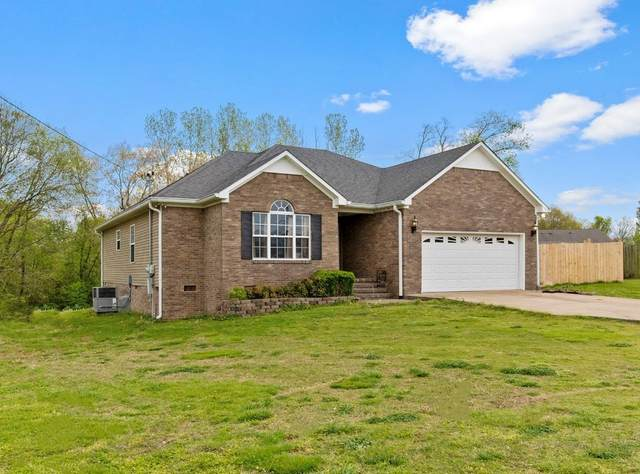 406 Brookside Dr, Mount Pleasant, TN 38474 (MLS #RTC2245336) :: Kimberly Harris Homes