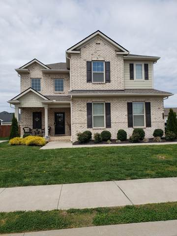 4918 Kingdom Drive, Murfreesboro, TN 37128 (MLS #RTC2245342) :: Ashley Claire Real Estate - Benchmark Realty