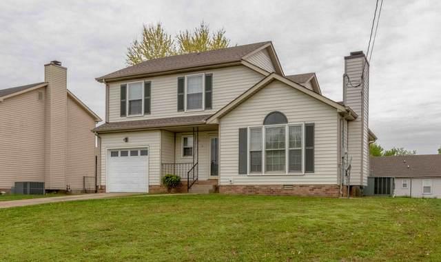 813 Chancery Ln, Clarksville, TN 37042 (MLS #RTC2245427) :: Nashville Home Guru