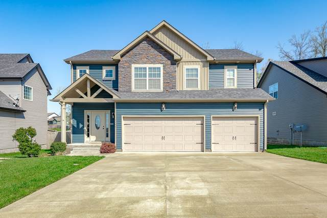 1167 Eagles Bluff Dr, Clarksville, TN 37040 (MLS #RTC2245440) :: Christian Black Team