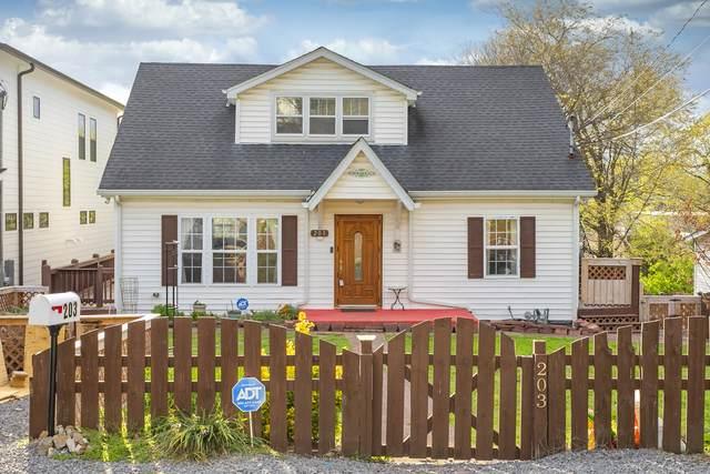 203 Orlando Ave, Nashville, TN 37209 (MLS #RTC2245451) :: Kimberly Harris Homes