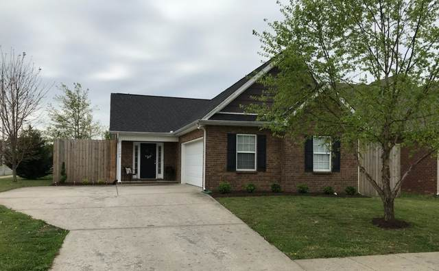 1505 Sunray Dr, Murfreesboro, TN 37127 (MLS #RTC2245494) :: Movement Property Group