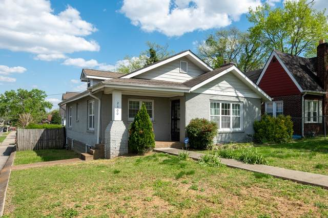 2300 10th Ave S, Nashville, TN 37204 (MLS #RTC2245514) :: Real Estate Works
