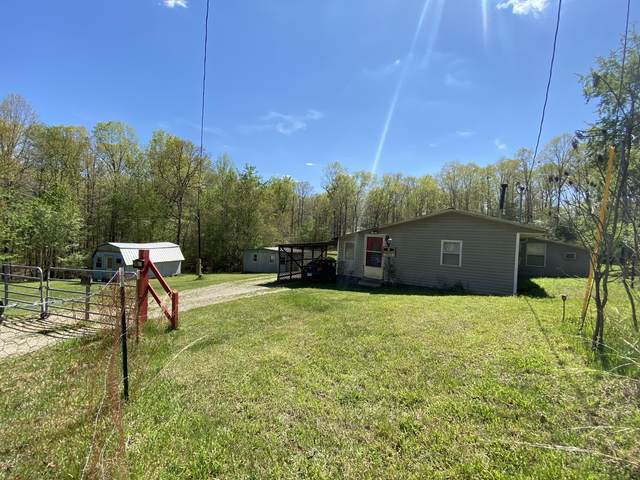2616 Deep Woods Dr, Nunnelly, TN 37137 (MLS #RTC2245530) :: Kimberly Harris Homes