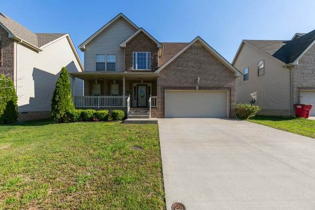719 Cavalier Dr, Clarksville, TN 37040 (MLS #RTC2245535) :: Village Real Estate