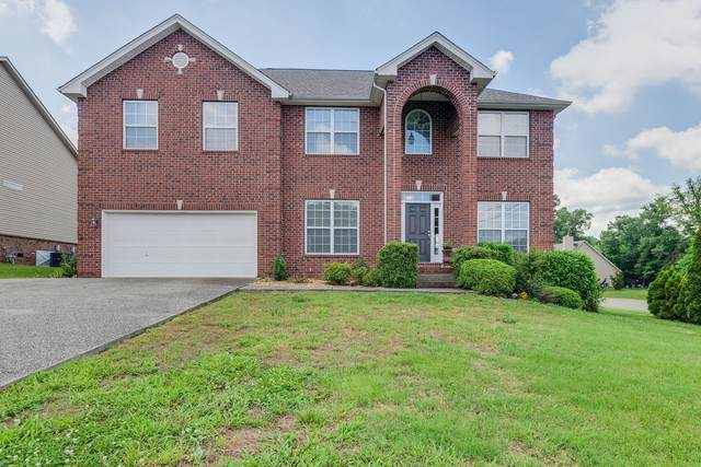 3000 Manchester Drive, Spring Hill, TN 37174 (MLS #RTC2245541) :: Nashville on the Move