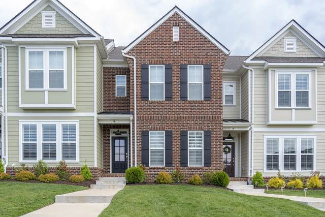 141 Mary Ann Cir, Spring Hill, TN 37174 (MLS #RTC2245566) :: Nashville on the Move