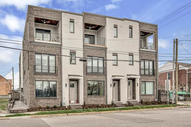 106 N 8th St #1, Nashville, TN 37206 (MLS #RTC2245570) :: Ashley Claire Real Estate - Benchmark Realty