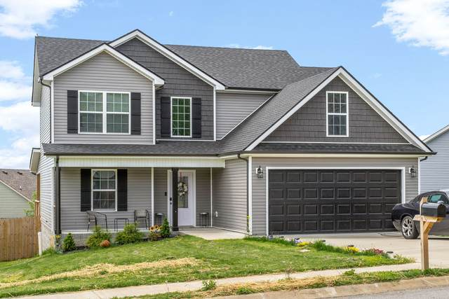 1225 Freedom Dr, Clarksville, TN 37042 (MLS #RTC2245586) :: Christian Black Team