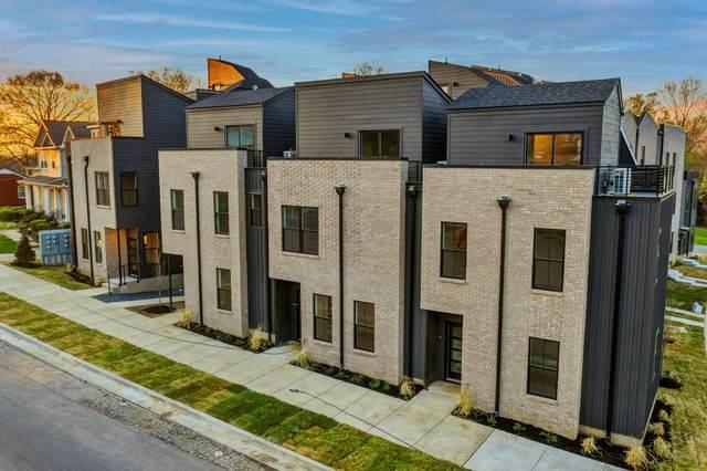 1701 Porter Rd #8, Nashville, TN 37206 (MLS #RTC2245625) :: Village Real Estate