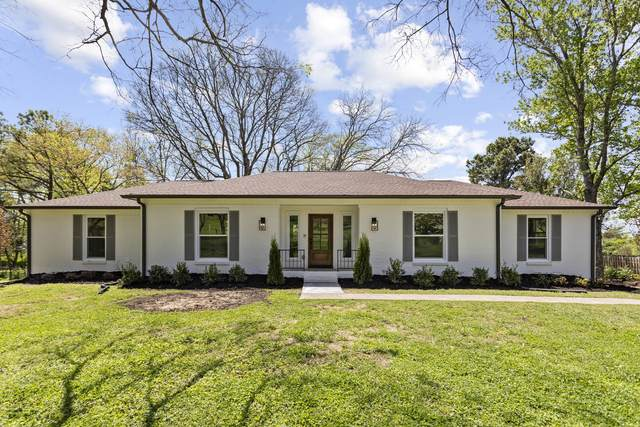 8113 Maryland Ln, Brentwood, TN 37027 (MLS #RTC2245712) :: Ashley Claire Real Estate - Benchmark Realty