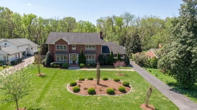 2705 Valley Brook Pl, Nashville, TN 37215 (MLS #RTC2245852) :: The Miles Team | Compass Tennesee, LLC