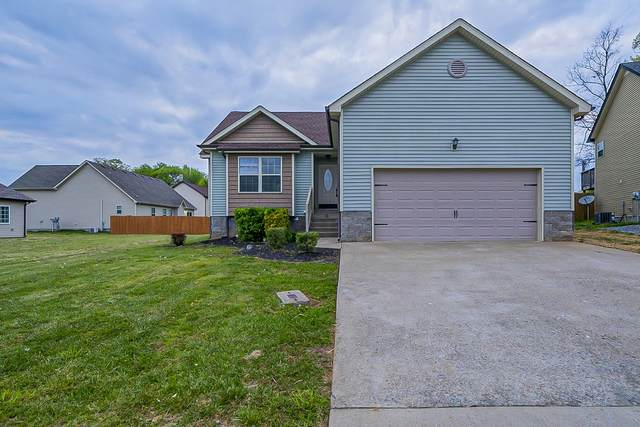 2305 Spike Ct, Clarksville, TN 37040 (MLS #RTC2245873) :: Berkshire Hathaway HomeServices Woodmont Realty