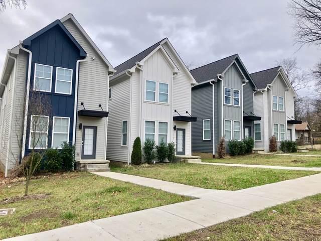 407 High St, Nashville, TN 37211 (MLS #RTC2245895) :: FYKES Realty Group
