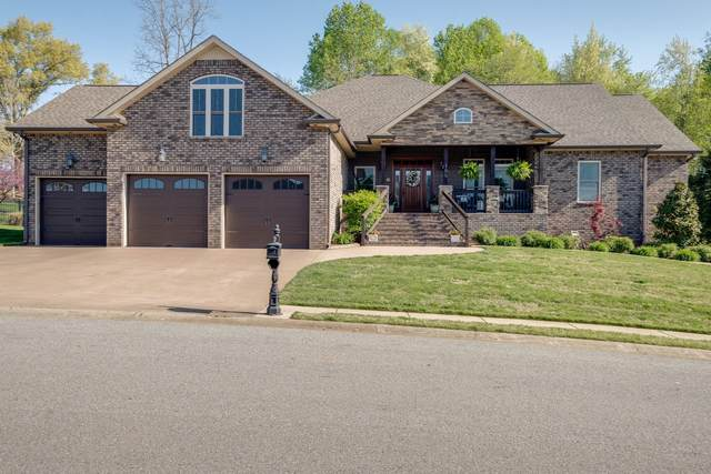105 Roanoke Station Circle, Clarksville, TN 37043 (MLS #RTC2245898) :: Maples Realty and Auction Co.