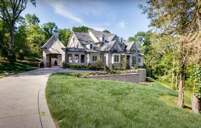1624 Whispering Hills Dr, Franklin, TN 37069 (MLS #RTC2245952) :: Nashville on the Move