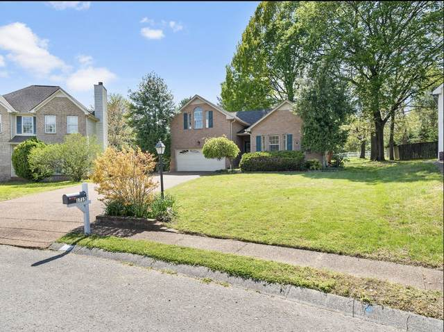 1715 Dorset Ct, Spring Hill, TN 37174 (MLS #RTC2245954) :: Berkshire Hathaway HomeServices Woodmont Realty