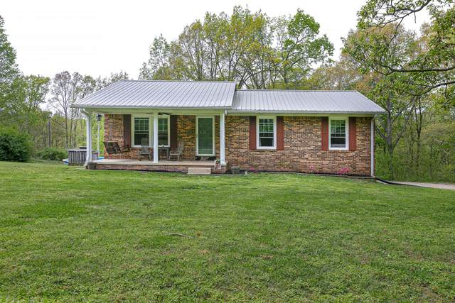 8816 W Sheepneck Rd, Mount Pleasant, TN 38474 (MLS #RTC2245970) :: Village Real Estate