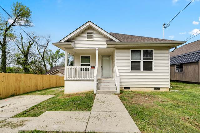 914 Woodside St, Columbia, TN 38401 (MLS #RTC2245979) :: The Milam Group at Fridrich & Clark Realty
