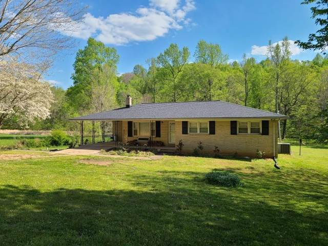 2345 Raney Camp Hollow Rd, Cumberland Furnace, TN 37051 (MLS #RTC2246029) :: Team George Weeks Real Estate