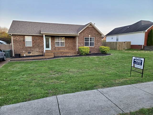 103 Buena Vista Dr, Portland, TN 37148 (MLS #RTC2246038) :: The Miles Team | Compass Tennesee, LLC