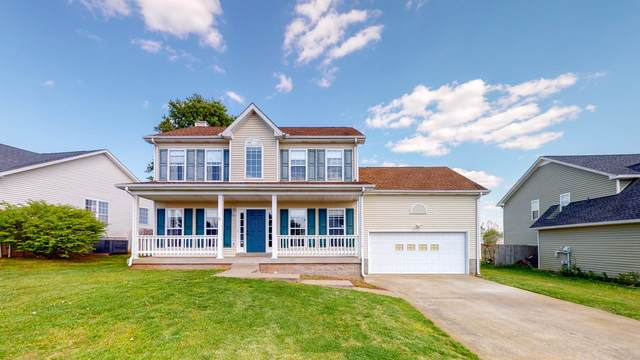 1911 Secretariate Ct, Clarksville, TN 37042 (MLS #RTC2246044) :: Maples Realty and Auction Co.