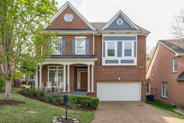 456 Cumberland Pl, Nashville, TN 37215 (MLS #RTC2246065) :: Nashville on the Move