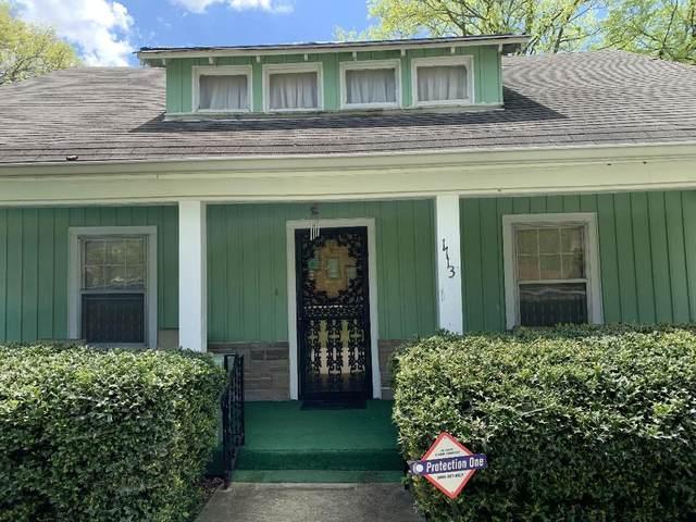 1713 Cass St, Nashville, TN 37208 (MLS #RTC2246116) :: Berkshire Hathaway HomeServices Woodmont Realty