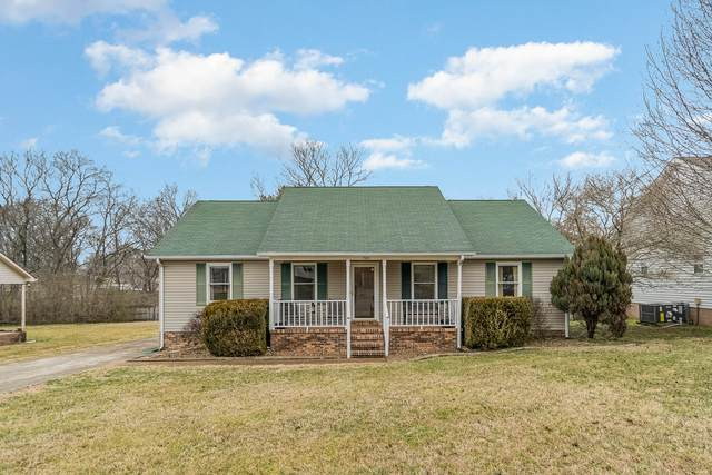 1904 Antietam Cir, Columbia, TN 38401 (MLS #RTC2246166) :: Village Real Estate