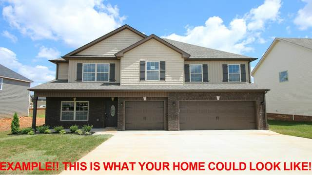 178 Charleston Oaks Reserves, Clarksville, TN 37042 (MLS #RTC2246182) :: Village Real Estate