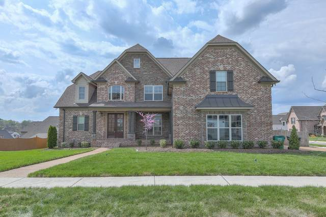 434 Whitley Way, Mount Juliet, TN 37122 (MLS #RTC2246204) :: Village Real Estate