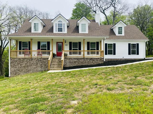2145 Hidden Valley Cir, Lewisburg, TN 37091 (MLS #RTC2246325) :: Real Estate Works