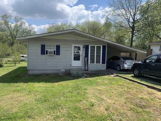 414 Horton St, Decherd, TN 37324 (MLS #RTC2246340) :: Village Real Estate