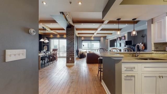 555 Church St #2302, Nashville, TN 37219 (MLS #RTC2246380) :: The Miles Team | Compass Tennesee, LLC