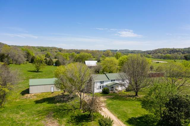 4186 Catheys Creek Rd, Hampshire, TN 38461 (MLS #RTC2246503) :: Randi Wilson with Clarksville.com Realty