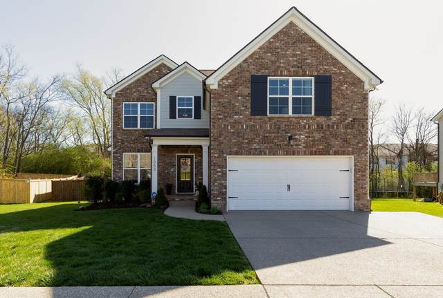1053 Achiever Cir, Spring Hill, TN 37174 (MLS #RTC2246510) :: Berkshire Hathaway HomeServices Woodmont Realty