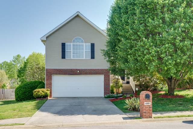 4105 Meadow Green Dr, Old Hickory, TN 37138 (MLS #RTC2246597) :: Village Real Estate