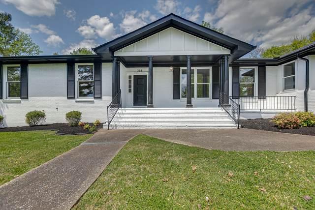 208 Sewanee Cir, Columbia, TN 38401 (MLS #RTC2246715) :: Fridrich & Clark Realty, LLC