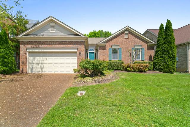 124 Crestfield Pl, Franklin, TN 37069 (MLS #RTC2246722) :: Ashley Claire Real Estate - Benchmark Realty