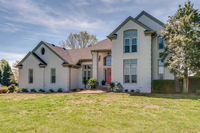 3920 Cecil Farm Rd, Mount Pleasant, TN 38474 (MLS #RTC2246759) :: Village Real Estate