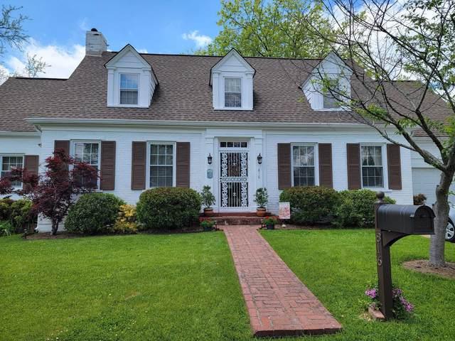 816 Allison Gdns, Columbia, TN 38401 (MLS #RTC2246761) :: Village Real Estate