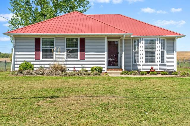675 Artic Ave, Oak Grove, KY 42262 (MLS #RTC2246777) :: Nashville on the Move