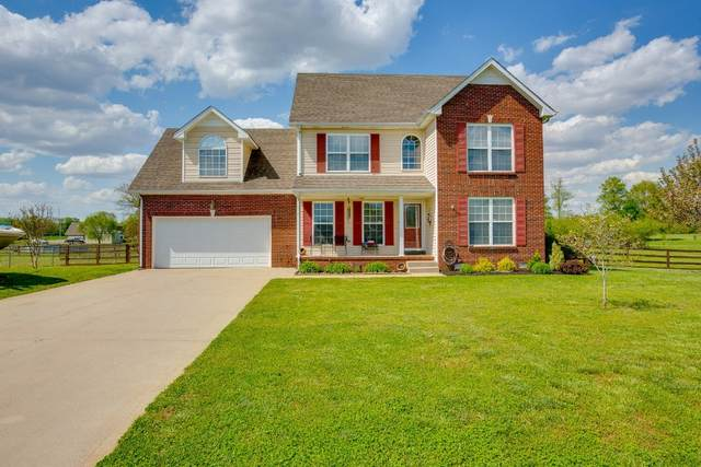 955 Pullman Ct, Clarksville, TN 37040 (MLS #RTC2246785) :: Exit Realty Music City