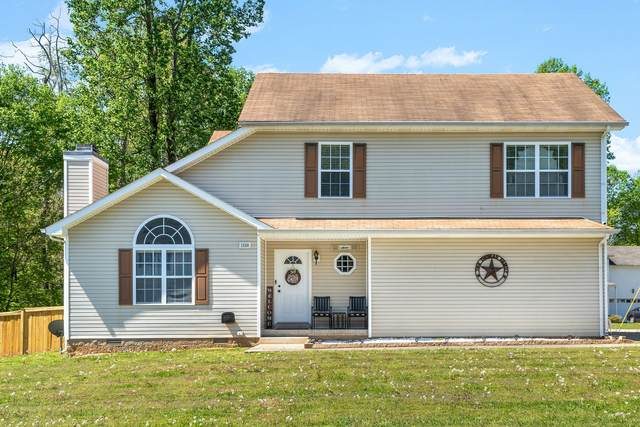 1330 Abigail Ct, Clarksville, TN 37042 (MLS #RTC2246802) :: Hannah Price Team