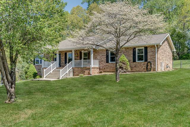 1110 Ridgecrest Drive, Dickson, TN 37055 (MLS #RTC2246833) :: Village Real Estate