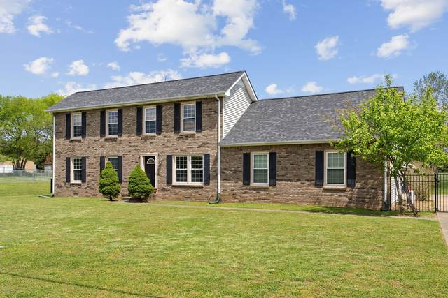 1209 Starlight Ln, Clarksville, TN 37043 (MLS #RTC2246841) :: Ashley Claire Real Estate - Benchmark Realty