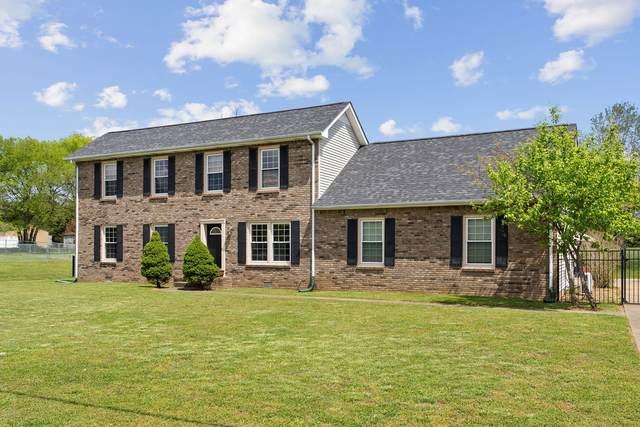 1209 Starlight Ln, Clarksville, TN 37043 (MLS #RTC2246841) :: Village Real Estate